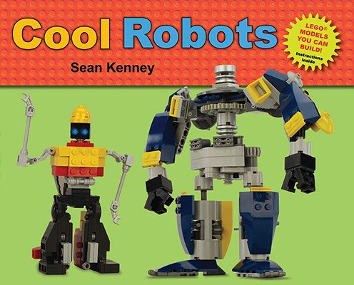 Cool Robots By Kenney, Sean