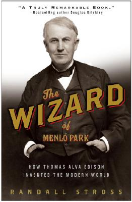 The Wizard of Menlo Park By Stross, Randall